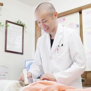 不妊鍼灸の施術