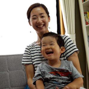 豊中市 M.Kさん 2歳